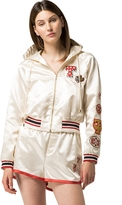 Tommy Hilfiger Collection Hooded Varsity Jacket