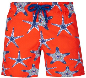 Vilebrequin Kids Starfish Swim Shorts (2-14 Years)