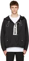 Off-White Black mirror Mirror Anorak Jacket
