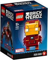 Lego Marvel Super Heroes Brick Headz Iron Man