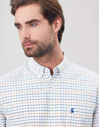 Joules Welford Long Sleeve Classic Fit Check Shirt