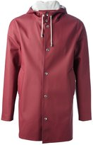 Stutterheim Stockholm raincoat - unisex - Cotton/Polyester - XXXS