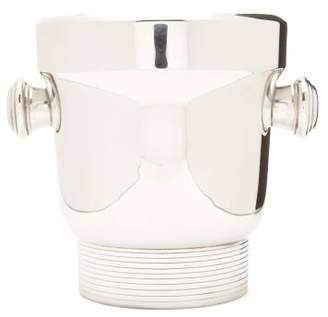 The Wolseley Collection - Vintage Silver-plated Ice Bucket - Silver