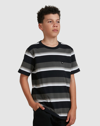DC Youth Wesley Stripes T Shirt