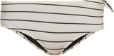 Solid & Striped The Grace side-tie striped briefs