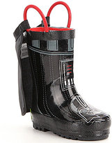 Western Chief Boys' Star Wars Darth Vader Rain Boot