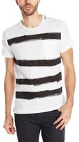 French Connection Men's Anarchy Stripe T-Shirt
