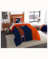 Northwest Company Denver Broncos 5-Piece Twin Bed Set