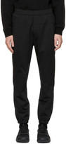 Prada Black Jersey Lounge Pants