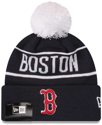 Boston Red Sox 2019 New Era Homerun Knit Beanie