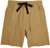 Munster TWILL CUTOFF SHORTS-TAN SIZE 8
