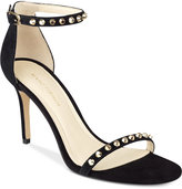 Marc Fisher Banner Studded Strappy Sandals