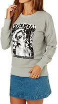 Volcom Walk On By Crew Neck Sweatshirt