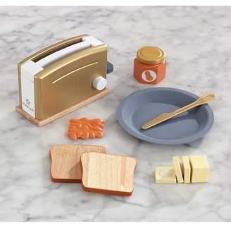 Kid Kraft Modern Metallics Toaster Set