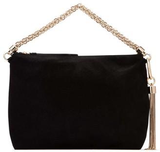 Jimmy Choo Callie Shimmer Clutch Bag