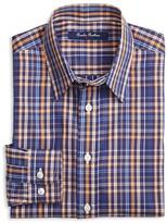 Brooks Brothers Boys' Non Iron Plaid Shirt - Sizes XS-XL