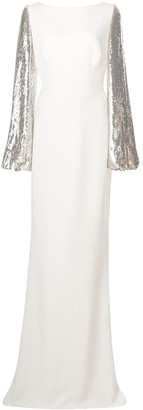 Stella McCartney Oberon sequin-embellished gown
