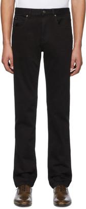 Ermenegildo Zegna Black Slim Jeans