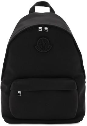 Moncler Pierrick Nylon Corduroy Backpack