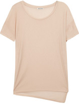 Acne Above Ten oversized jersey T-shirt