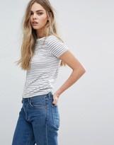 Pull&Bear Stripe T-Shirt