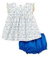 Petit Bateau Baby Girls Basko Dress