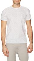 Ben Sherman Printed Crewneck T-Shirt