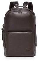 Tumi Harrison Leather Webster Backpack