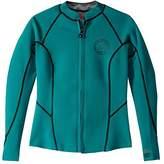 Billabong Peeky Jacket (Palm Green) Women's Swimwear