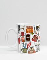 Gifts The Movie Buff Mug