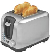 Kalorik 2-Slice Toaster - Stainless Steel
