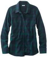 L.L. Bean Scotch Plaid Shirt, Slightly Fitted