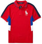 Ralph Lauren Tech Mesh Polo Shirt