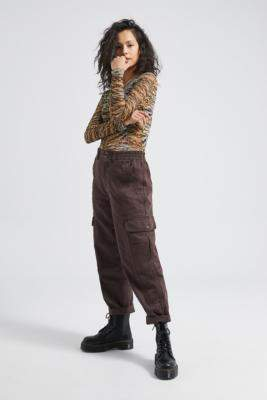 BDG Blaine Chocolate Skate Jeans - brown 24W 30L at Urban Outfitters