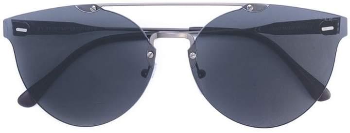 RetroSuperFuture frameless sunglasses