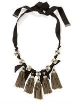 Banana Republic Treasure Trove Tassel Necklace