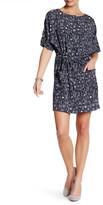 Vivienne Tam Mahjong Printed Shirt Dress