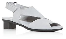 Arche Women's Obibbi Slingback Low-Heel Sandals