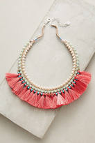 Anthropologie Merrily Bib Necklace