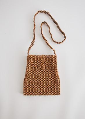 Paloma Wool Women's Colombia Wood Bag in Ecru