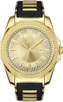 JBW Men's J6332A Regal Analog Dial Silicone Watch
