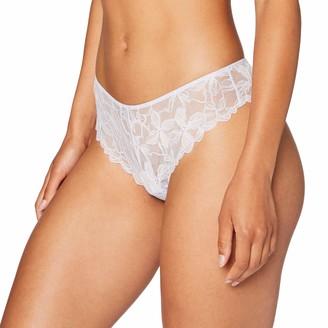women'secret Women's Brazilian Wide lace Panties Not Applicable