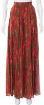 Rachel Zoe Silk Maxi Skirt w/ Tags