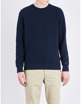Tommy Hilfiger Textured Cotton-blend Jumper