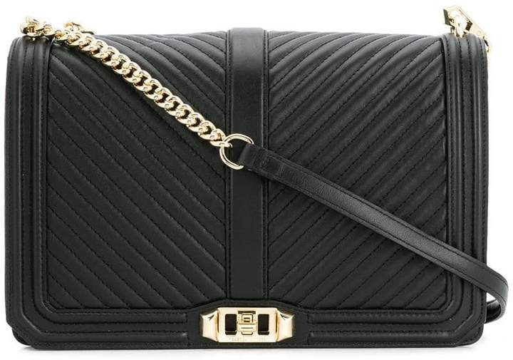 Rebecca Minkoff Love jumbo crossbody bag