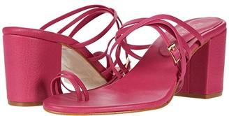 ALOHAS Mochi Heeled Sandals (Strawberry) Women's Shoes