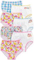 Disney 7-Pk. Tsum Tsum Cotton Brief Underwear, Toddler Girls (2T-5T)