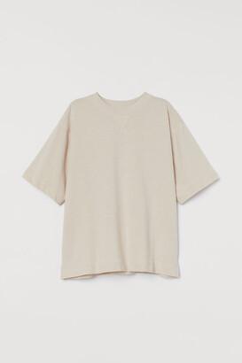 H&M Short-sleeved sweatshirt