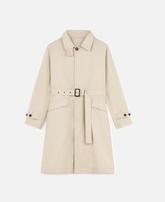 Stella McCartney Luke Organic Cotton Trench Coat, Unisex