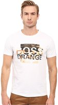 HUGO BOSS BOSS Orange Men's Terko 1 Logo T-Shirt T-Shirt LG